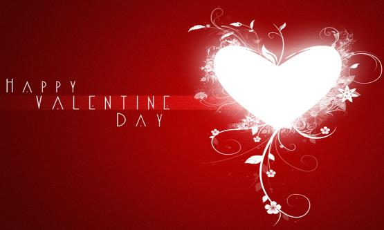The  St Valantine's day