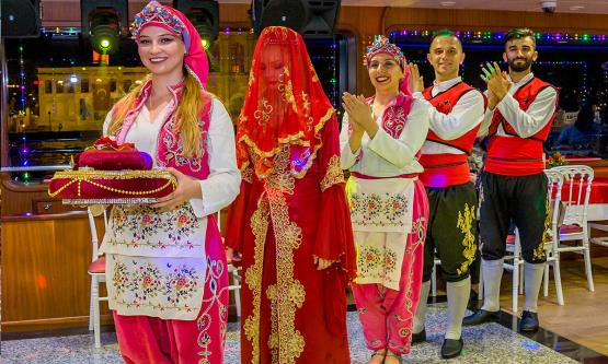 turnatour turkish folk dance